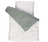 sengetøj grøn