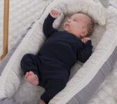 grå babynest 14
