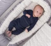 grå babynest 15