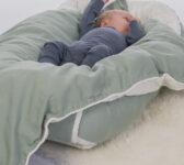 grøn nest + sengetøj 2